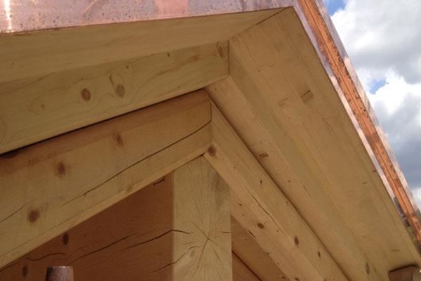 Travi legno lamellare best struttura di un solaio con for Bricoman legno lamellare
