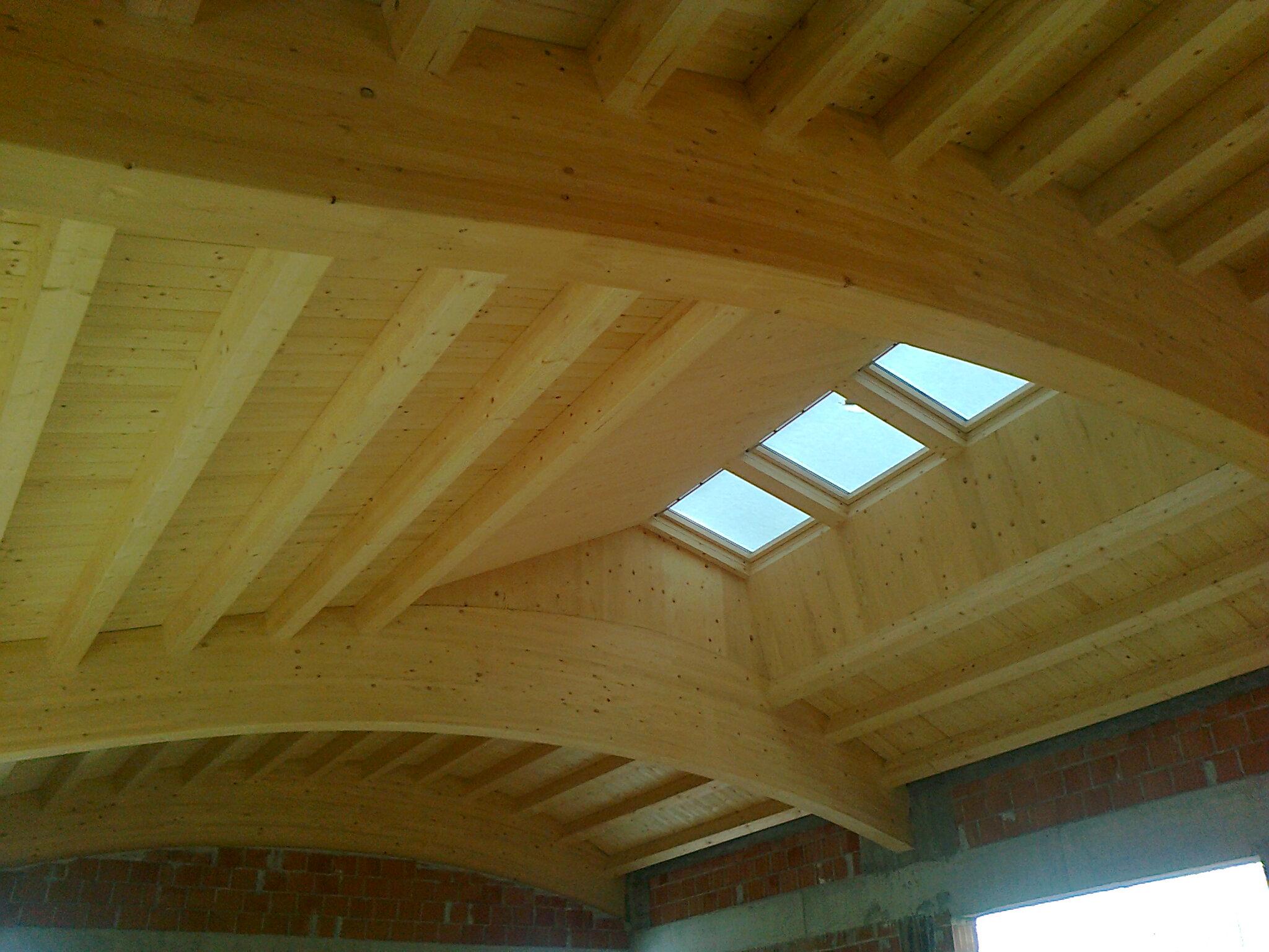 Fornitura lucernari da tetto veneta tetti for Lucernari per tetti in legno