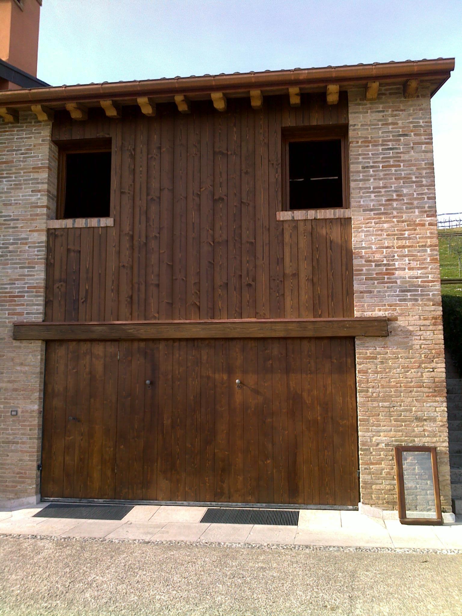 Realizzazione rivestimenti esterni in legno veneta tetti - Rivestimenti per terrazzi esterni ...