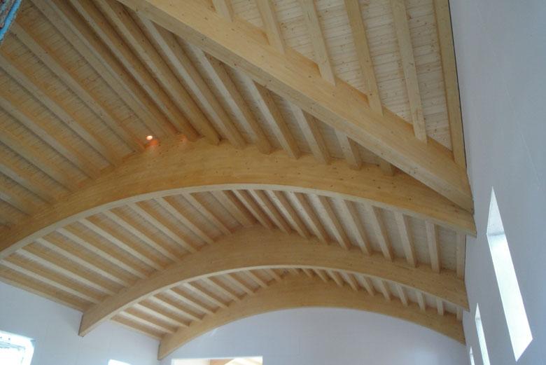 Realizzazione tetti in legno - Veneta Tetti
