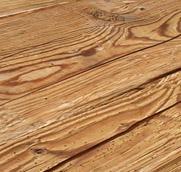 Travi in legno uso fiume